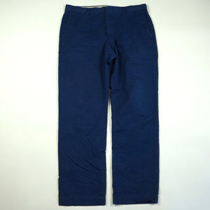 Banana Republic Emerson Chino 34 X 32 Navy Pants